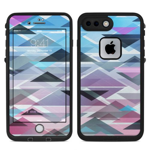 Night Rush LifeProof iPhone 7 Plus fre Case Skin