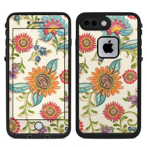 Olivia's Garden LifeProof iPhone 8 Plus fre Case Skin