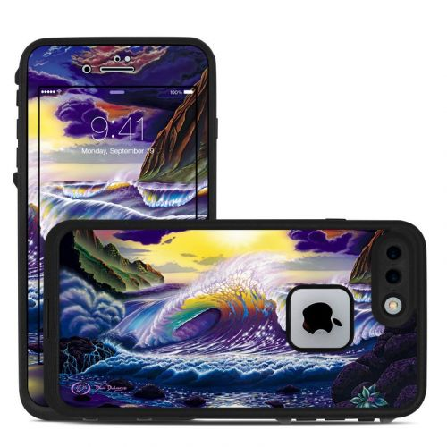 Passion Fin LifeProof iPhone 8 Plus fre Case Skin
