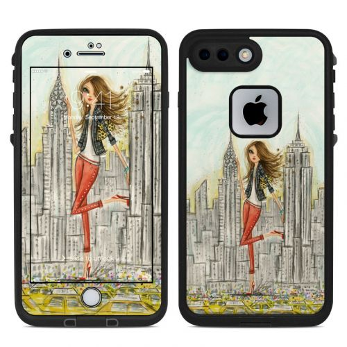 The Sights New York LifeProof iPhone 7 Plus fre Case Skin
