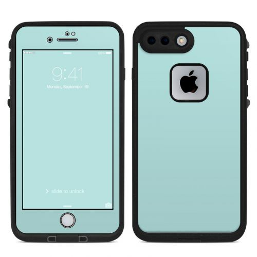 Solid State Mint LifeProof iPhone 8 Plus fre Case Skin