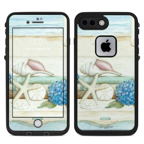 Stories of the Sea LifeProof iPhone 8 Plus fre Case Skin