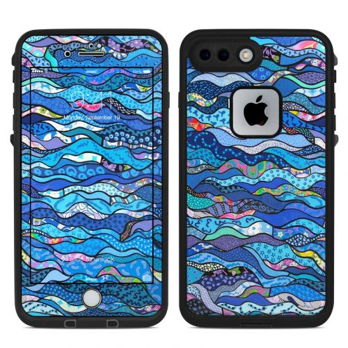 The Blues LifeProof iPhone 7 Plus fre Skin