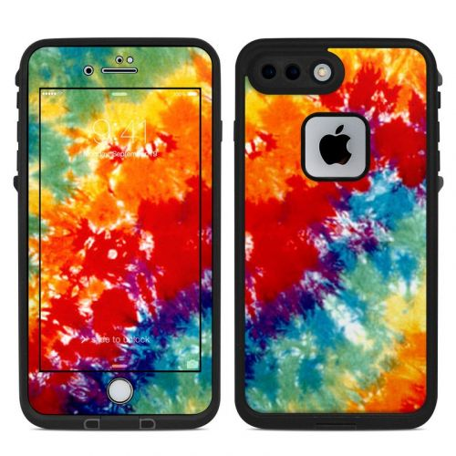 Tie Dyed LifeProof iPhone 7 Plus fre Skin