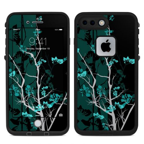Aqua Tranquility LifeProof iPhone 7 Plus fre Skin