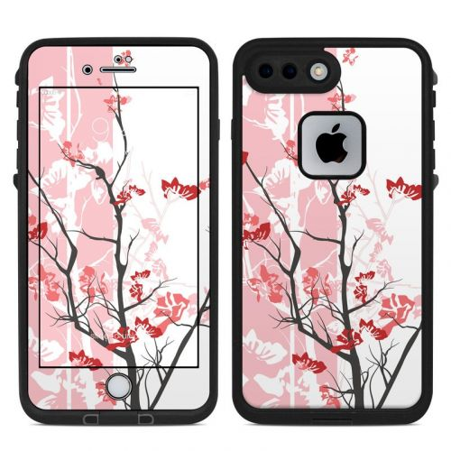 Pink Tranquility LifeProof iPhone 7 Plus fre Skin
