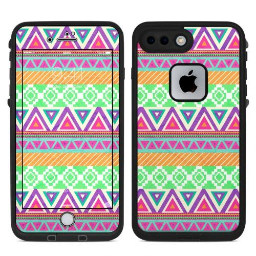 Tribe LifeProof iPhone 8 Plus fre Case Skin
