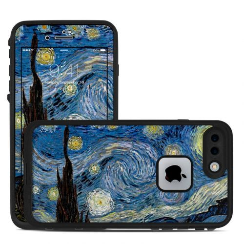 Starry Night LifeProof iPhone 7 Plus fre Skin