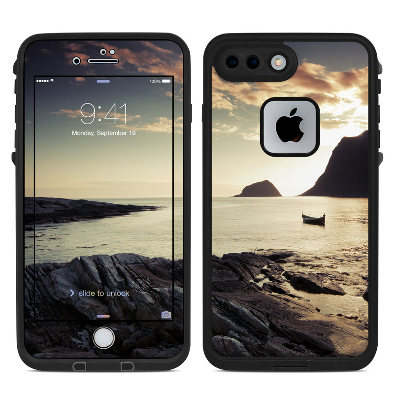 Anchored LifeProof iPhone 7 Plus fre Case Skin