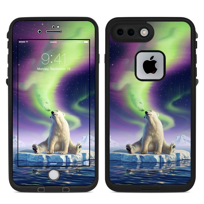 Arctic Kiss LifeProof iPhone 8 Plus fre Case Skin