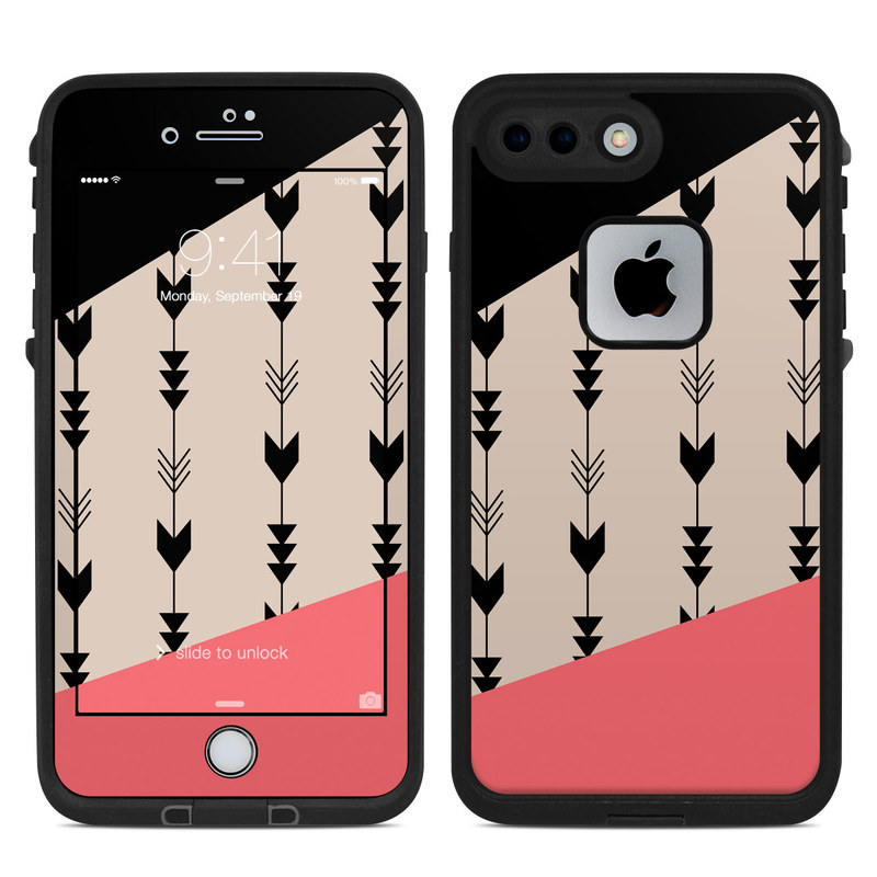 Arrows LifeProof iPhone 7 Plus fre Case Skin