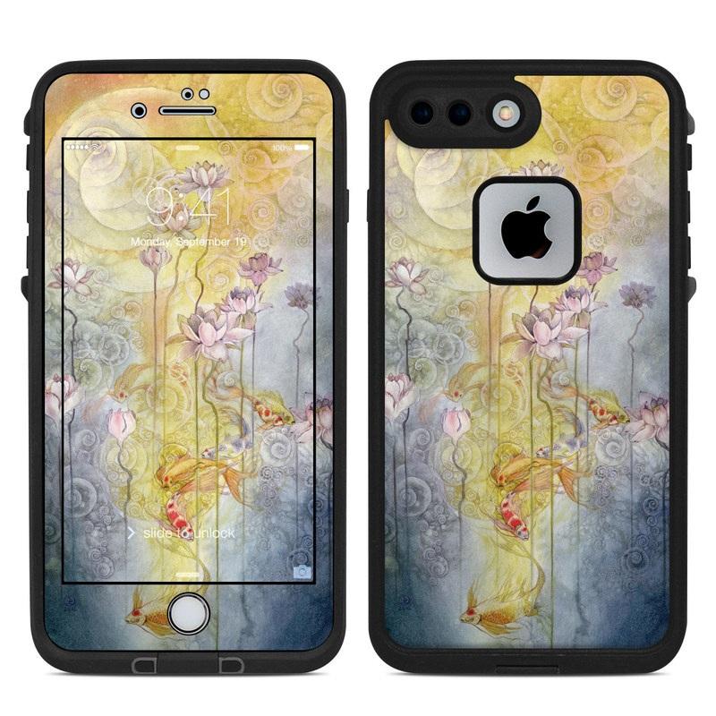 Aspirations LifeProof iPhone 7 Plus fre Case Skin