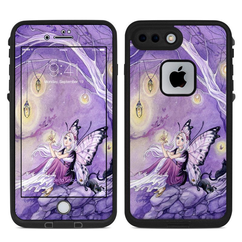 Chasing Butterflies LifeProof iPhone 8 Plus fre Case Skin