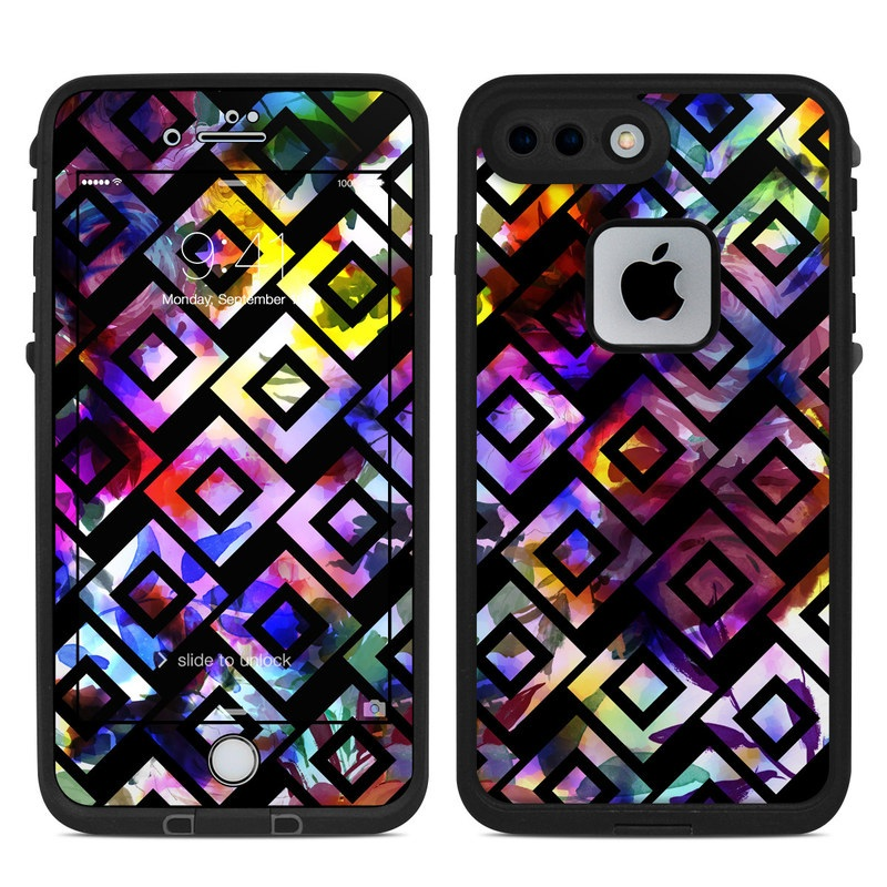 Dee LifeProof iPhone 8 Plus fre Case Skin