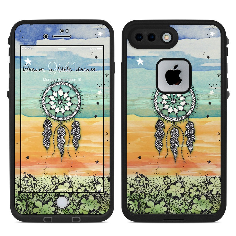 Dream A Little LifeProof iPhone 8 Plus fre Case Skin