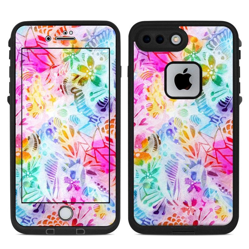 Fairy Dust LifeProof iPhone 7 Plus fre Case Skin