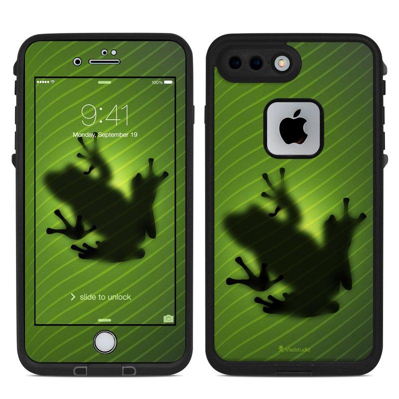 Frog LifeProof iPhone 8 Plus fre Case Skin
