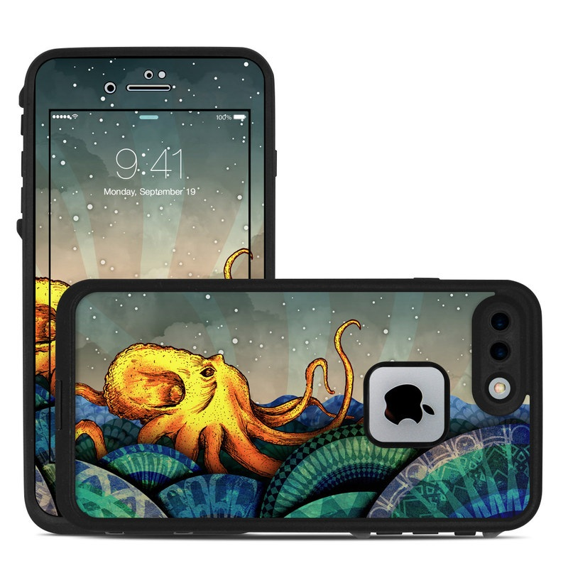 From the Deep LifeProof iPhone 7 Plus fre Case Skin