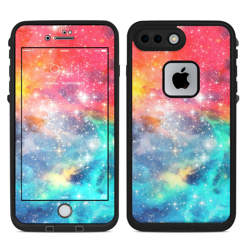 finest selection e32c5 b25c4 Galactic LifeProof iPhone 8 Plus fre Case Skin