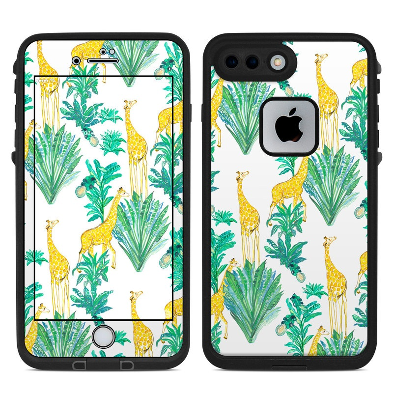 Girafa LifeProof iPhone 8 Plus fre Case Skin