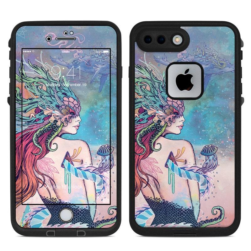 Last Mermaid LifeProof iPhone 7 Plus fre Case Skin