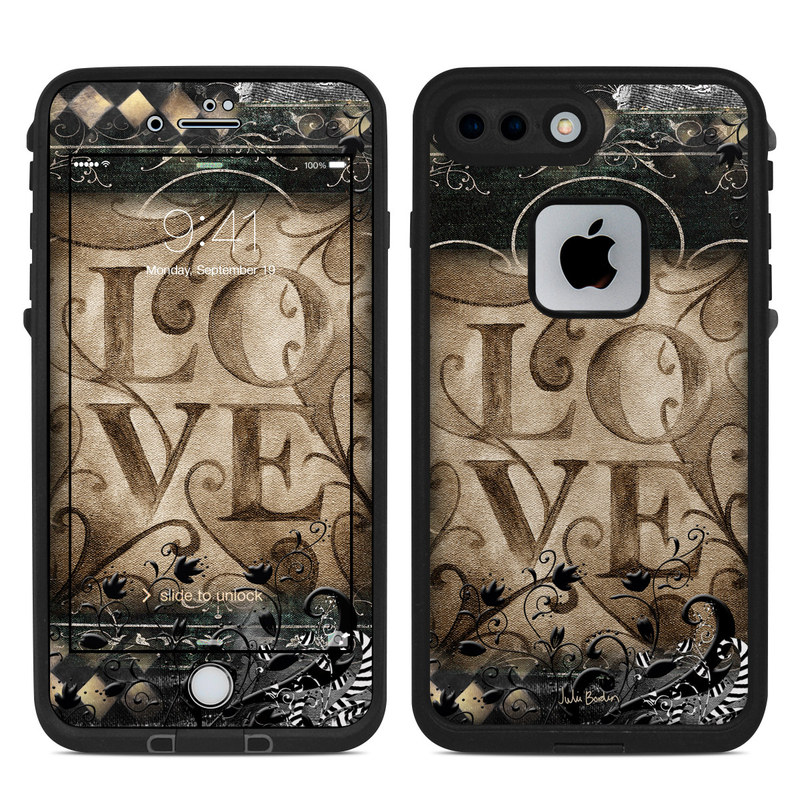 Love's Embrace LifeProof iPhone 8 Plus fre Case Skin