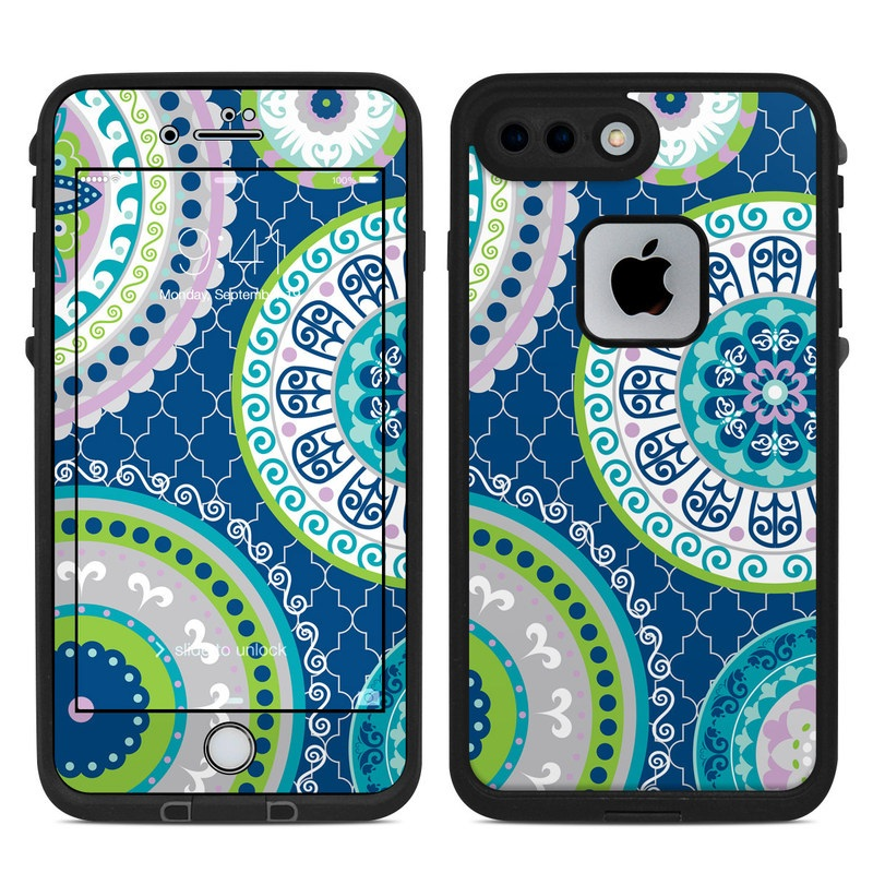 Medallions LifeProof iPhone 7 Plus fre Case Skin