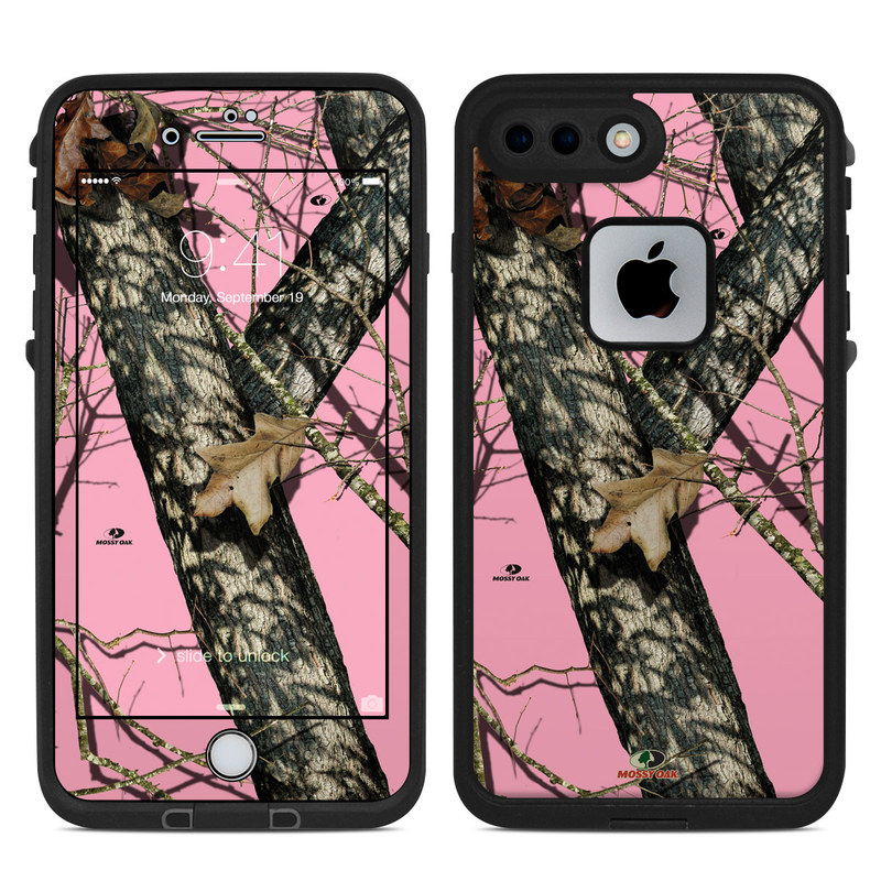 huge discount 89bed 2601f Break-Up Pink LifeProof iPhone 8 Plus fre Case Skin
