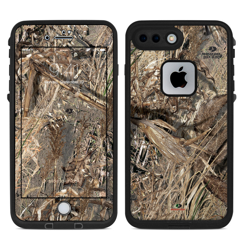 new style 0b8c8 cacf1 Duck Blind LifeProof iPhone 8 Plus fre Case Skin
