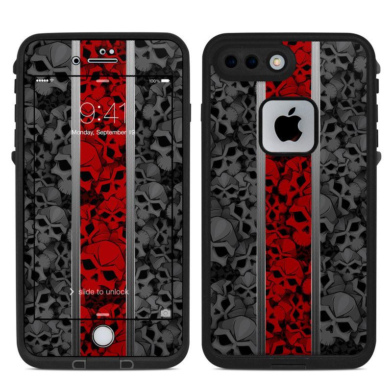 Nunzio LifeProof iPhone 7 Plus fre Case Skin