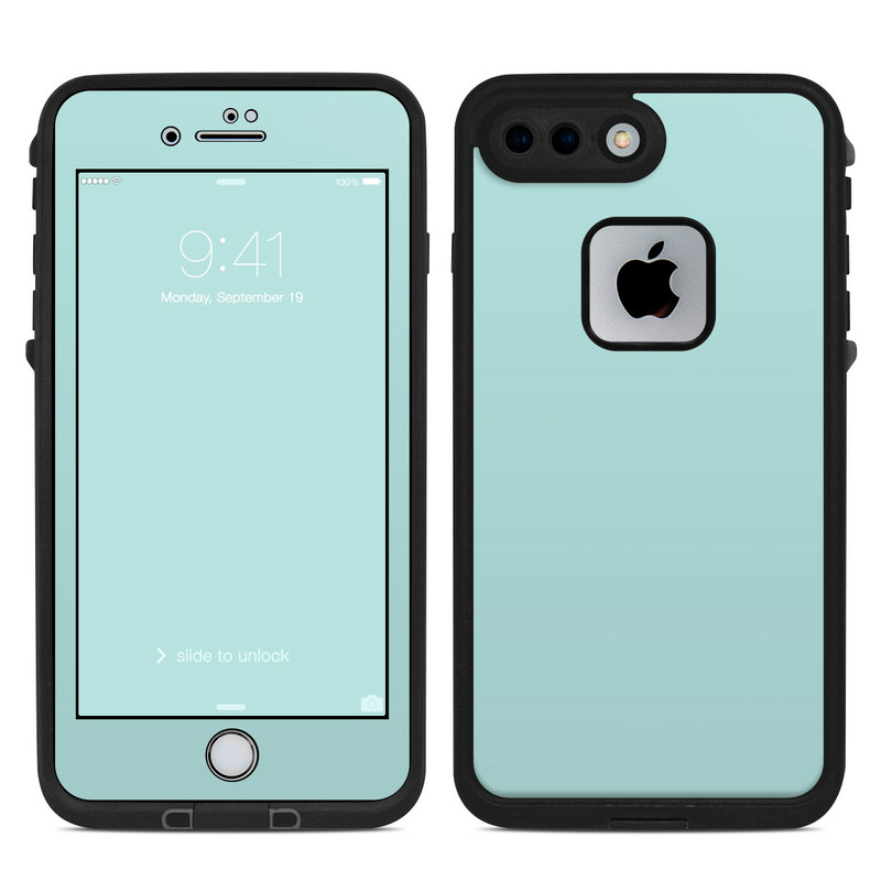 Solid State Mint LifeProof iPhone 7 Plus fre Case Skin