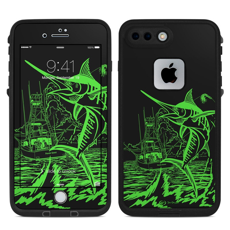 Tailwalker LifeProof iPhone 8 Plus fre Case Skin