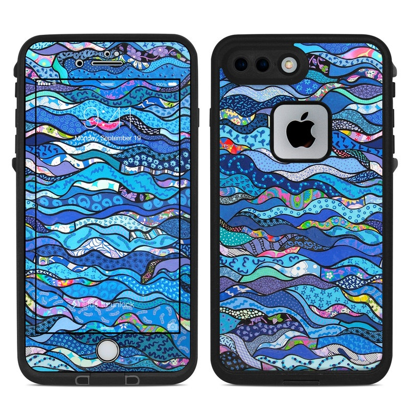 The Blues LifeProof iPhone 8 Plus fre Case Skin