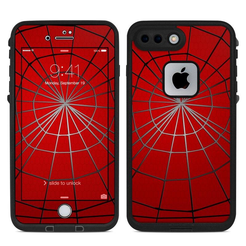 Webslinger LifeProof iPhone 8 Plus fre Case Skin