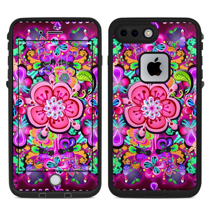 Woodstock LifeProof iPhone 7 Plus fre Case Skin