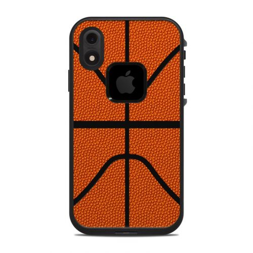 Basketball LifeProof iPhone XR fre Case Skin