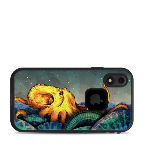 From the Deep LifeProof iPhone XR fre Case Skin