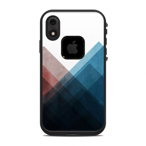Journeying Inward LifeProof iPhone XR fre Case Skin