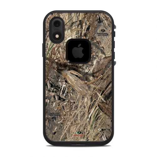 Duck Blind LifeProof iPhone XR fre Case Skin