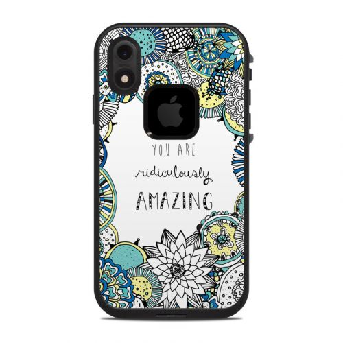 You Are Ridic LifeProof iPhone XR fre Case Skin