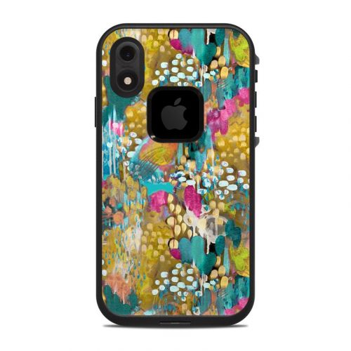 Sweet Talia LifeProof iPhone XR fre Case Skin