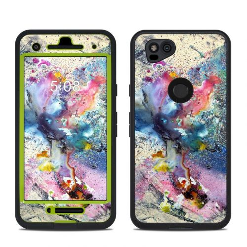 Cosmic Flower LifeProof Pixel 2 fre Case Skin