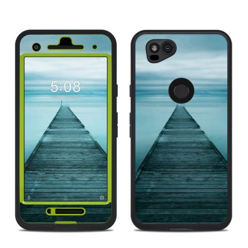 Evening Stillness LifeProof Pixel 2 fre Case Skin