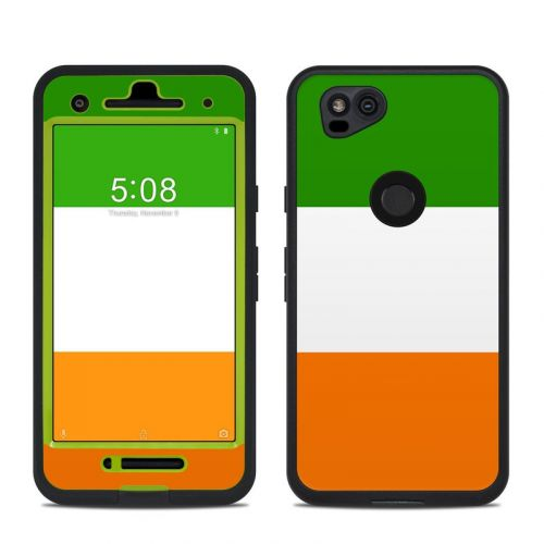 Irish Flag LifeProof Pixel 2 fre Case Skin