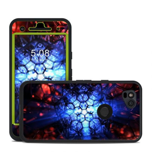 Geomancy LifeProof Pixel 2 fre Case Skin