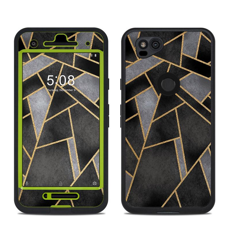 Deco LifeProof Pixel 2 fre Case Skin