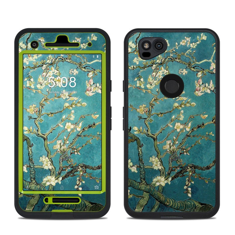 Blossoming Almond Tree LifeProof Pixel 2 fre Case Skin