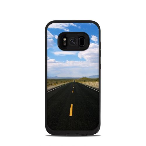 Cruising LifeProof Galaxy S8 fre Case Skin