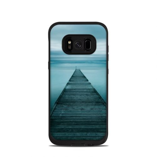 Evening Stillness LifeProof Galaxy S8 fre Case Skin