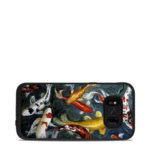 Koi's Happiness LifeProof Galaxy S8 fre Case Skin